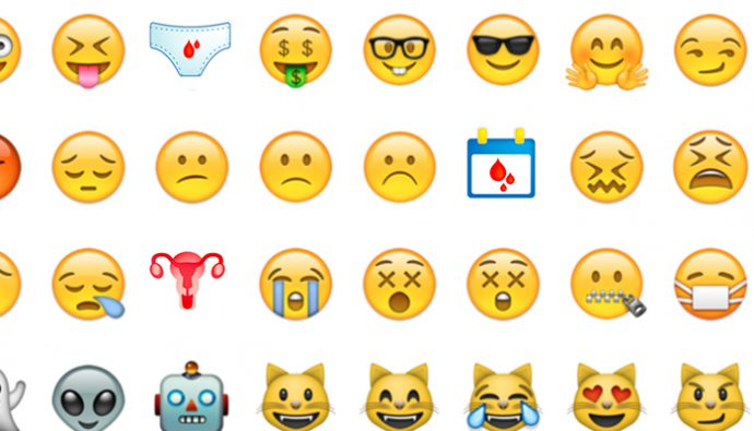 Emoticon Menstruacion